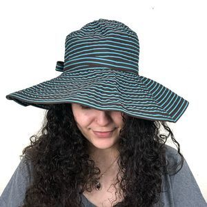 San Diego Hat Co. Ribbon Sun Crusher Hat UBF 50+